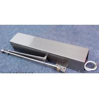 Silver 700mm to 2000mm double leaf Automatic Swing Glass Door Opener