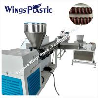 Plastic EVA Vacuum Cleaner Hose Pipe Production Line / Extruder Machine / Extrusion Line Manufactures