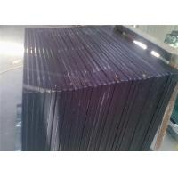 Flat Shaped Double Glazed Insulated Glass Hollow Structure For Restaurant Manufactures