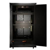 Quality Digital 55 Inch Magic Photo Booth , Mirror Photobooth With Flight Case for sale