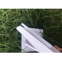 China Outdoor PVC Construction Board Weather Resistant Architectural Foam Trim on sale