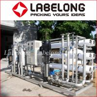 High Quality Mineral Water/Spring Water RO Water Treatment System Manufactures