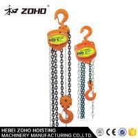 Chain Blocks HS-C Manufactures