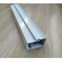 High Hardness Powder Coated Aluminium Extrusions For Doors / Windows Corrosion Resistance Manufactures