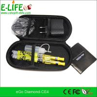eGo ce4 starter kits with diamond eGo battery Manufactures