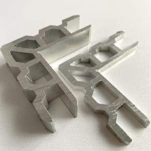 Electrophoresis Mill Finish Extruded Aluminum Profiles Manufactures