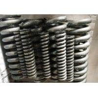 175KG Iidler Spring Excavator Undercarriage Parts , Heavy Equipment Undercarriage Parts R450-7 81E7-01052 Manufactures