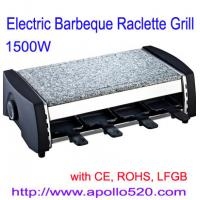 Table Top Raclette Grill 1500W Manufactures