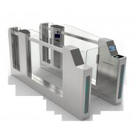 Swing barrier gate turnstile vehicle and pedestrian access contro automatic turnstile Manufactures