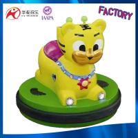Theme park kids bumper car with flash light and battery operated Manufactures