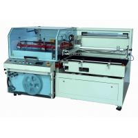 Automatic L Bar Sealer Shrink Wrap Machine , Heat Shrink Wrap System Manufactures