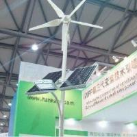 5kW Wind Turbine with 3 Blades and 350rpm Rated Rotating Speed Manufactures