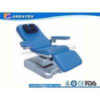 Powered 3 section Medical Equipment Dialysis Chair For Blood Transfusion Chair (GT-BC200) Manufactures