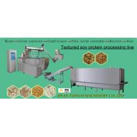 Pet Food/Textured soy protein processing line Manufactures
