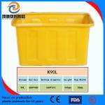 High temperature resistant plastic turnover box Manufactures