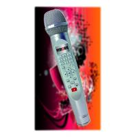 China High-end Latest professional Microphone karaoke player on sale