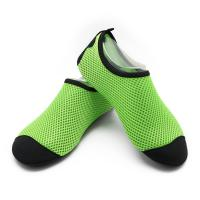 Gym Breathable Mesh Swim Shoes Multifunction Women'S Mesh Water Shoes Manufactures