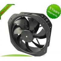 Brushless 24V DC Axial Fan / CPU Cooling Fan 254mm With External Rotor Motor Manufactures