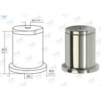 Affordable Nickel Color Ceiling Hanging System Φ2.0 mm Cable Hole Diameter