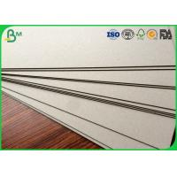 1mm 1.5mm High Strongness Strawboard Paper For Folder Manufactures