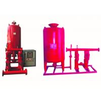 High Speed Fire Fighting Pump , Fire Booster Pump System Stable Manufactures