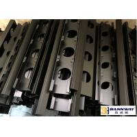 High Intensity Custom Aluminium Extrusion Good Performance With ISO Certification Manufactures