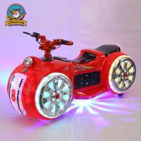 Buy cheap Streamlined Shape Motorcycle For Kids Remote Hand Control Dynamic Sound from wholesalers