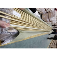 Construction Good Malleability HSn70A Seamless Copper Tube Manufactures