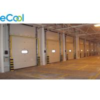 EMP10 Industrial Cold Storage , 4000 Tons Cold Meat Storage With Quick Freezing Rooms Manufactures