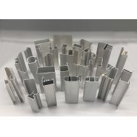 6063-T5 Anodizing Aluminium Extruded Profiles , Aluminum Channel Profiles Manufactures