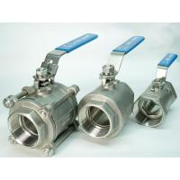 2 Pollici Femake + Female End Floating Ball Valve With PTFE Seat Manufactures