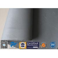 Buy cheap 44oz 1.5mm Silicone Coated Fiberglass Fabric Cloth For Welding Blanket from wholesalers