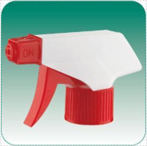 Trigger sprayer for household and garden