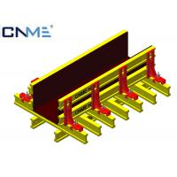 Strong Concrete Formwork Accessories Beam Clamp Efficient Forming Up