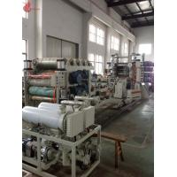 Cheap ABB motor CPU contorl Oil heating Six Roll PVC Calender Machine for Calender Production Line for sale