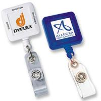 Square Secure-A-Badge™ Manufactures