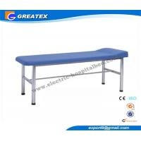 Leather and Stainless Steel Patient exam tables / Bed / Couch With CE  FDA  ISO Manufactures