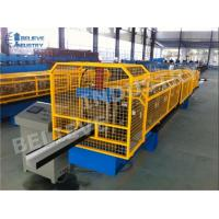 10 - 15 M/Min Gutter Roll Forming Machine K Style O Gee Profile Producing Use Manufactures