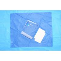 Dustproof  Breathable SMMS Fabric Sterile Surgical Gowns Against Blood Manufactures