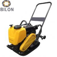 China 6HP Vibratory Plate Compactor Petrol Engine Reversible Plate Compactor on sale