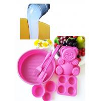 Fast Setting High Tear Resistance Food Liquid Silicone Rubber For Kitchen Utensils Manufactures