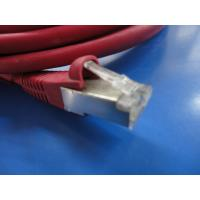 Buy cheap UL Listed 2 Meters 24AWG 0.51mm Pure Copper Patch Cord Assemblies from wholesalers