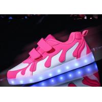 China 2017 Boys Girls LED Flashing Shoes Baby Light Shoes For Christmas Gift on sale