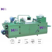 AC380V 3 Phase Heat Blister Sealing Machine 12Kw Electric Heating Principle Manufactures
