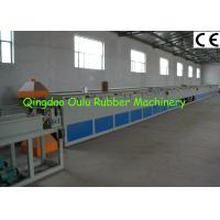 Customized Rubber Sealing Strip Machine Production Line With Formula