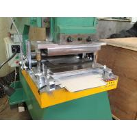 Safety Aluminum Foil Rewinding Machine , FA-450 Metal Blade Fixing Box Machine Manufactures