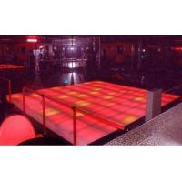 High Resolution Low Deficiency Rate P10 LED Dance Floors for Dancing Floor 1/8 Scan 1R1G1B Manufactures