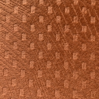 Polyester Embossed 350gsm Plaid Car Upholstery Fabric Manufactures