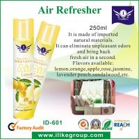 Buy cheap Eco Friendly Natural Air Freshener Dispenser 250ml For Air Conditioner from wholesalers