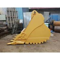 Buy cheap Standard Digging Rock Bucket Excavator Sizes Capacity Volume Ex200 Pc200 Cat330 from wholesalers